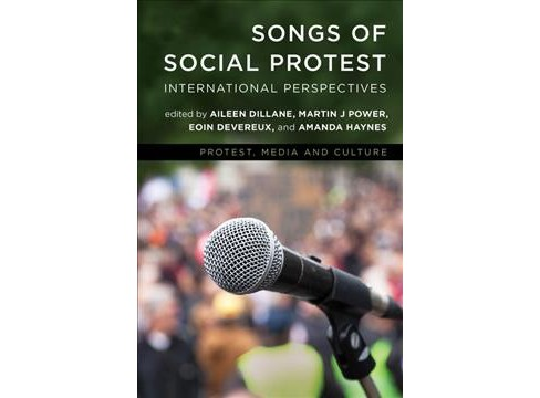 Songs of Social Protest : International Perspectives -  (Hardcover) - image 1 of 1