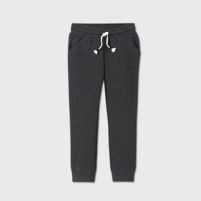 Toddler Girls' Fleece Jogger Pants - Cat & Jack™