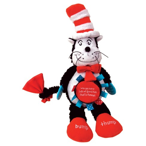 Manhattan Toy The Cat in the Hat Activity Cat Baby Toy - image 1 of 1