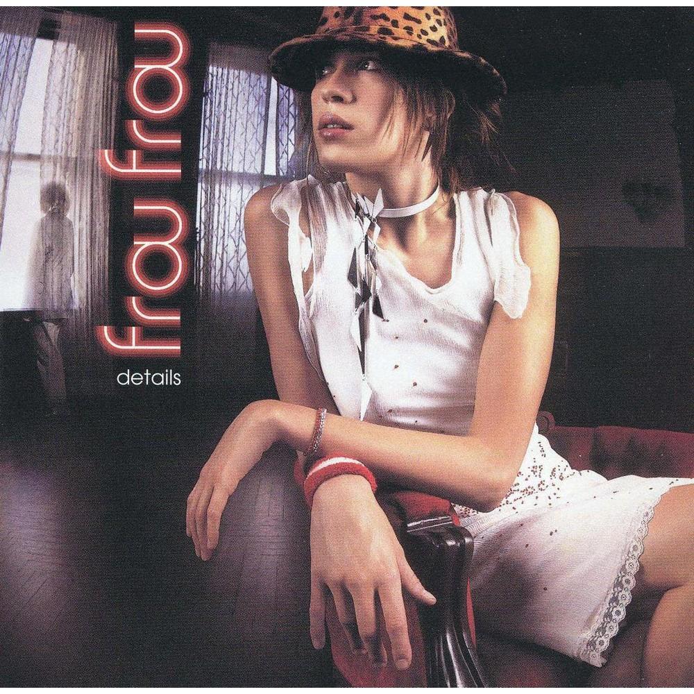 Frou Frou - Details (CD), Pop Music