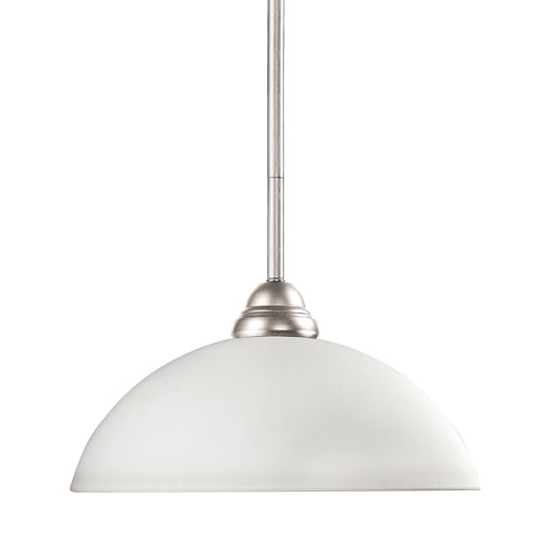 Pendant with Matte Opal Glass Ceiling Lights - Z-Lite - image 1 of 1