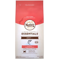 Nutro Wholesome Essentials Salmon & Brown Rice Dry Cat Food - 6.5lb