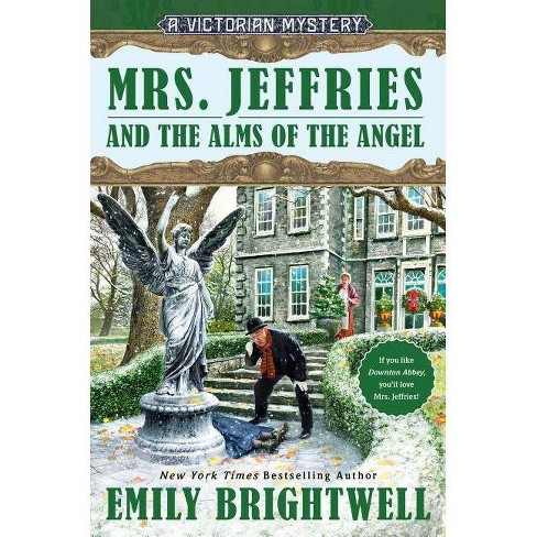 Mrs  Jeffries And The Alms Of The Angel - (Victorian Mystery