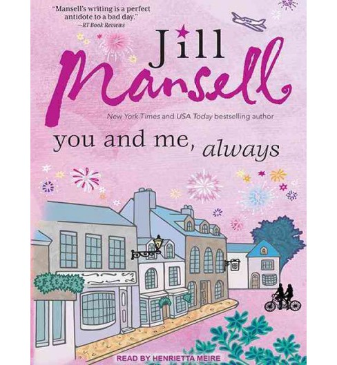 You and Me, Always (MP3-CD) (Jill Mansell) - image 1 of 1