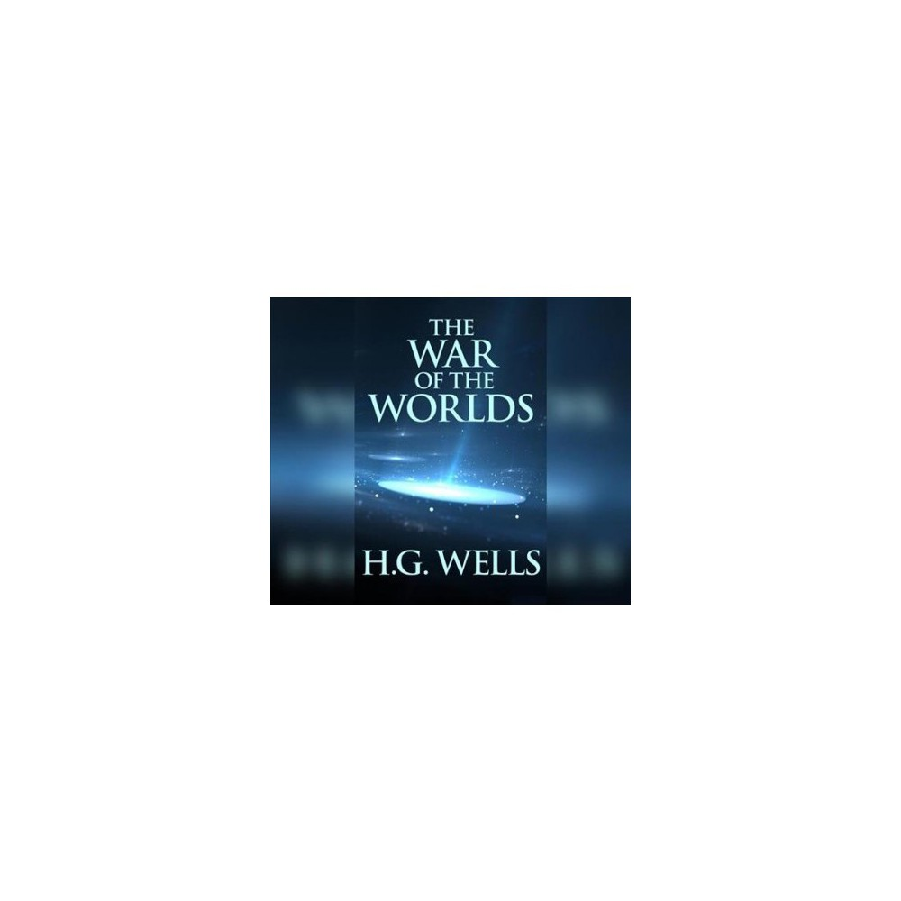 War of the Worlds - MP3 Una by H. G. Wells (MP3-CD)