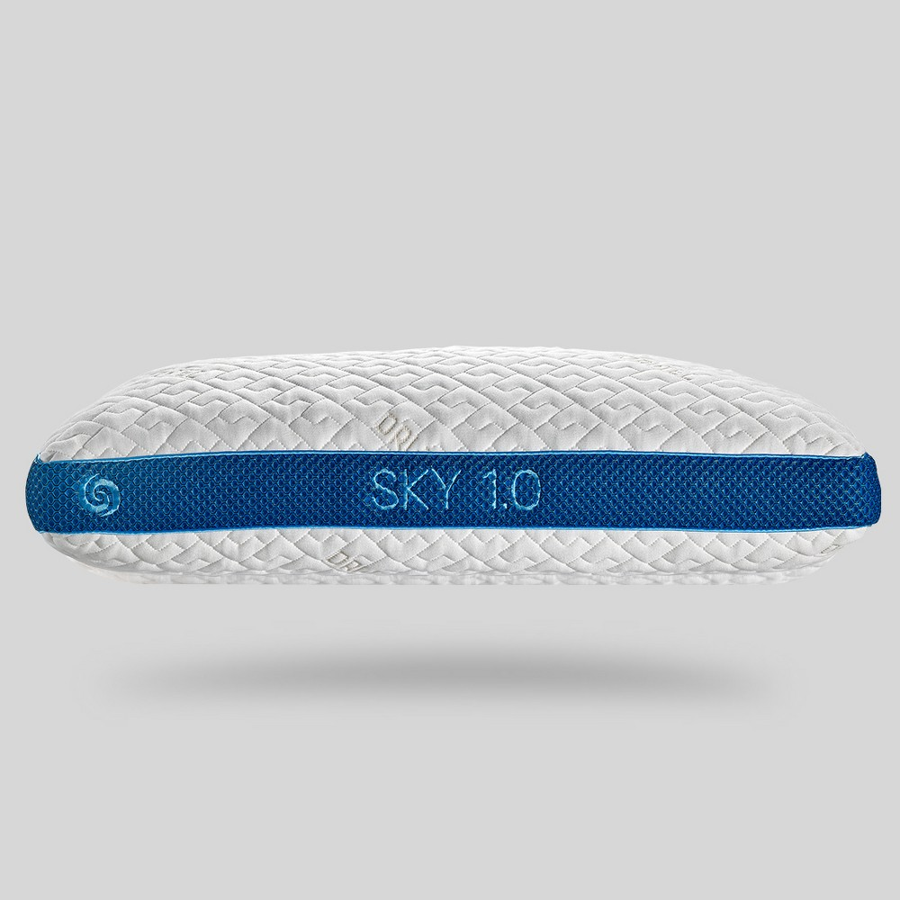 Image of 1.0 Sky Series Performance Pillow (Standard) Blue - Bedgear, 1.0 Blue