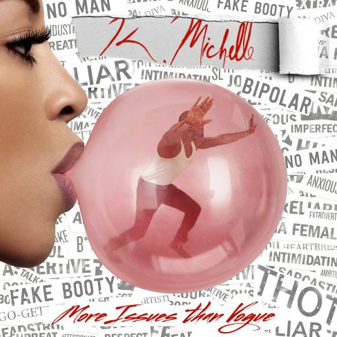 K. michelle - More issues than vogue (CD) - image 1 of 1