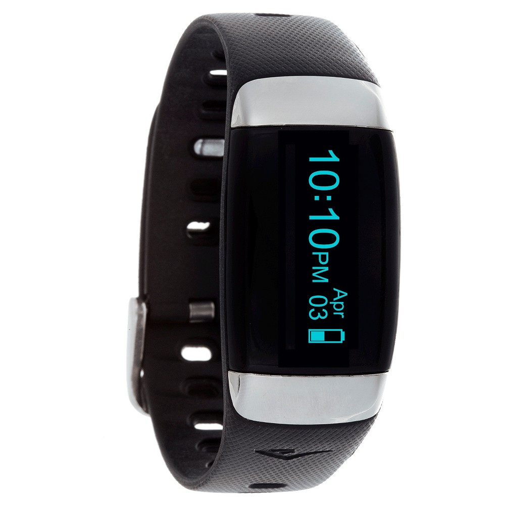 Image of Everlast Wireless Activity Tracker Watch Black