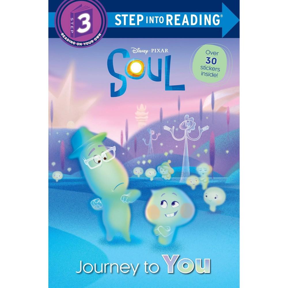 Disney Pixar Soul Step Into Reading Paperback By Rh Disney