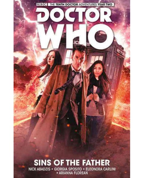 Doctor Who the Tenth Doctor 6 : Sins of the Father (Paperback) (Nick Abadzis) - image 1 of 1