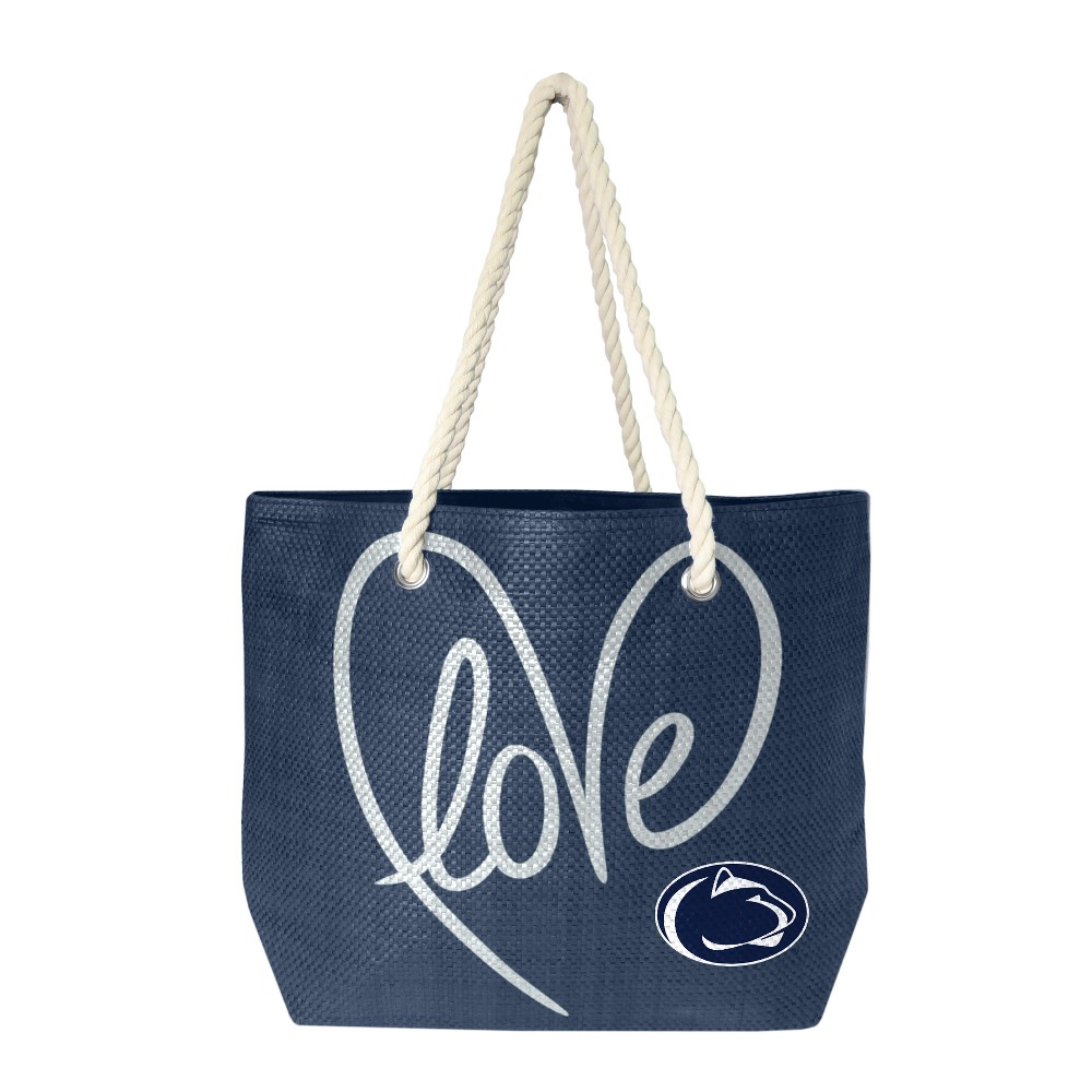 NCAA Penn State Nittany Lions Little Earth Rope Tote, Adult Unisex
