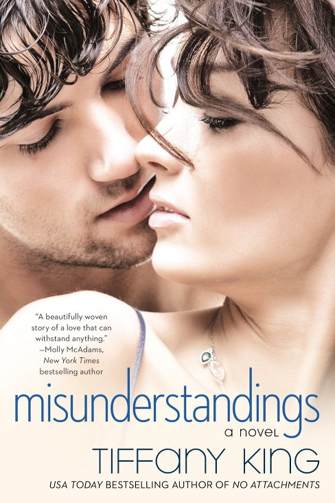 Misunderstandings (A Woodfalls Girls Novel Series) (Paperback) by Tiffany King - image 1 of 1