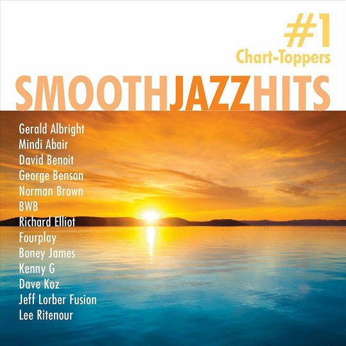 Various - Smooth jazz hits:1 chart toppers (CD) - image 1 of 2