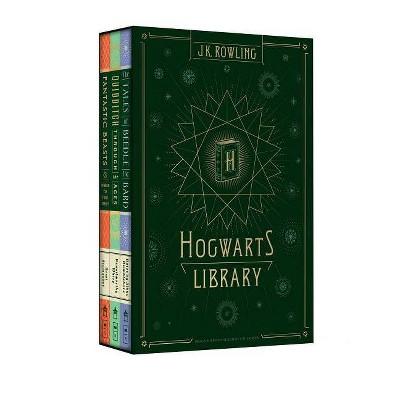 Hogwarts Library (Hardcover) (J. K. Rowling)