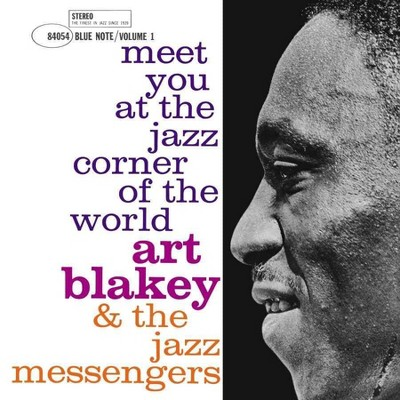 Art Blakey & The Jazz Messengers - Meet You at the Jazz Corner of the World - Vol 1 (LP) (Vinyl)