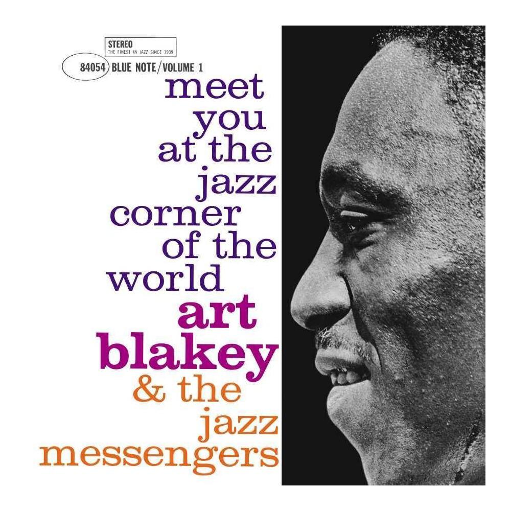Art Blakey The Jazz Messengers Meet You At The Jazz Corner Of The World Vol 1 Lp Vinyl