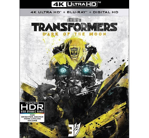 Transformers:Dark Of The Moon (4K/UHD) - image 1 of 1