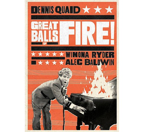 Great Balls Of Fire (DVD) - image 1 of 1