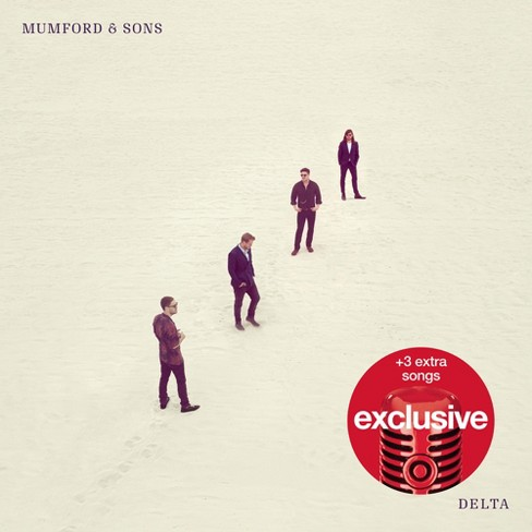 Mumford & Sons - Delta (Deluxe) (Target Exclusive) (CD) - image 1 of 1