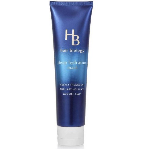 Hair Biology Deep Hydration Mask with Biotin Soft & Hydrated for Dull Dry or Damaged Hair - 5 fl oz - image 1 of 4