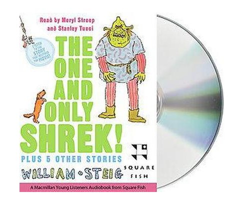 The One and Only Shrek! (Unabridged) (Compact Disc) - image 1 of 1