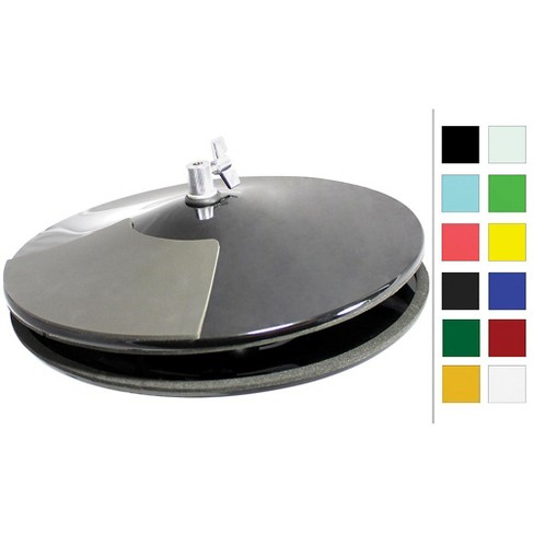 Pintech VisuLite Professional Hi-Hat Cymbals with Triggered Bell and Included Controller - image 1 of 2