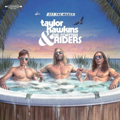 Hawkins, Taylor & The Coattail Riders - Get The Money (CD)