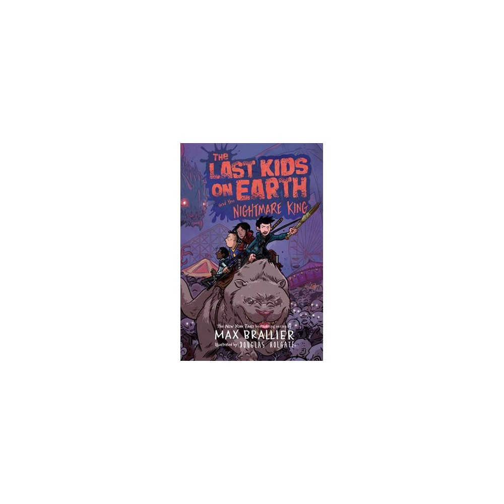 Last Kids on Earth Nightmare King (Hardcover) (Max Brallier)