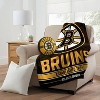 NHL Boston Bruins Cloud Pillow - image 3 of 3