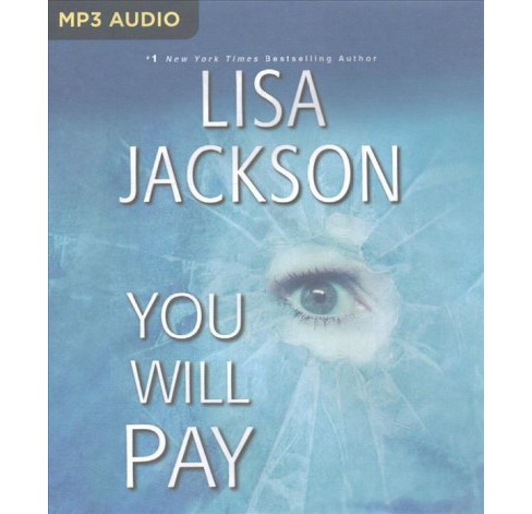 You Will Pay (MP3-CD) (Lisa Jackson) - image 1 of 1
