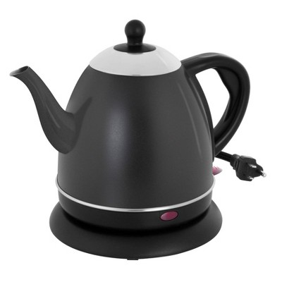 Chantal 1qt Royale Electric Kettle - Matte Black