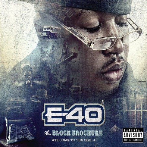 E-40 - Block brochure:Welcome to the soil v4 (CD) - image 1 of 1