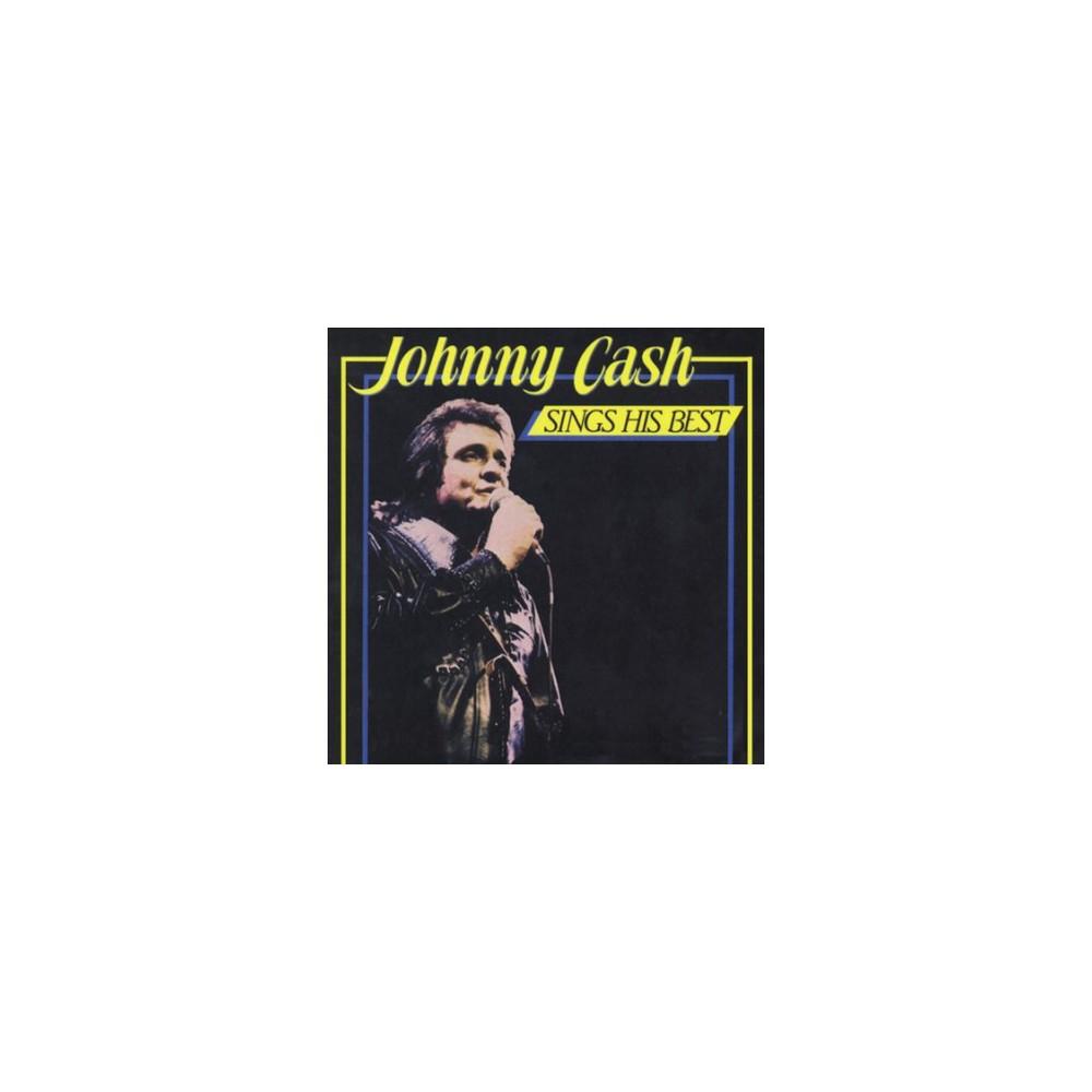 Johnny Cash - Sings His Best (Vinyl)