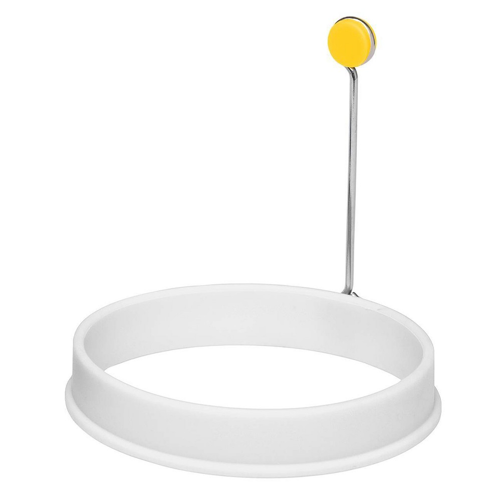 Image of Vibe by Chef'n Egg Ring, Yellow