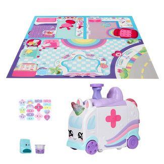Kindi Kids Kindi Fun Unicorn Ambulance Playset