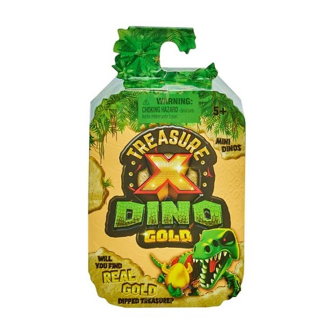 Treasure X Dino Gold - Mini Dino Pack - image 1 of 4
