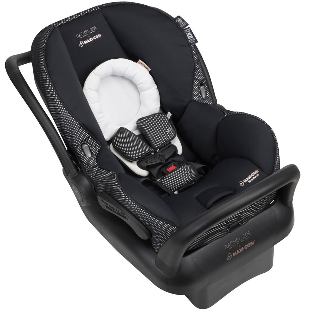 MAXI-COSI Mico Max 30 Infant Carseat Rachel Zoe Luxe Sport - Black