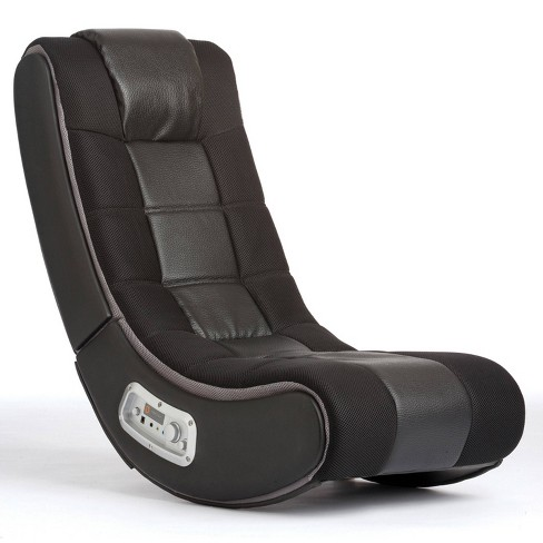 Awesome 28 V Rocker Se Gaming Chair Black Gray X Rocker Ibusinesslaw Wood Chair Design Ideas Ibusinesslaworg