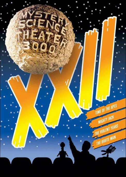Mystery science theater 3000 vol 22 (DVD) - image 1 of 1