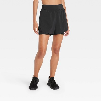 Women's 2-in-1 Run Shorts - All in Motion™