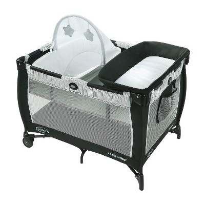 Graco Pack 'n Play Care Suite Playard - Zagg