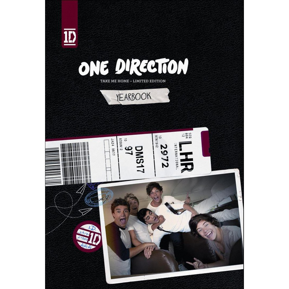 One Direction- Take me Home (Deluxe Yearbook Edition)