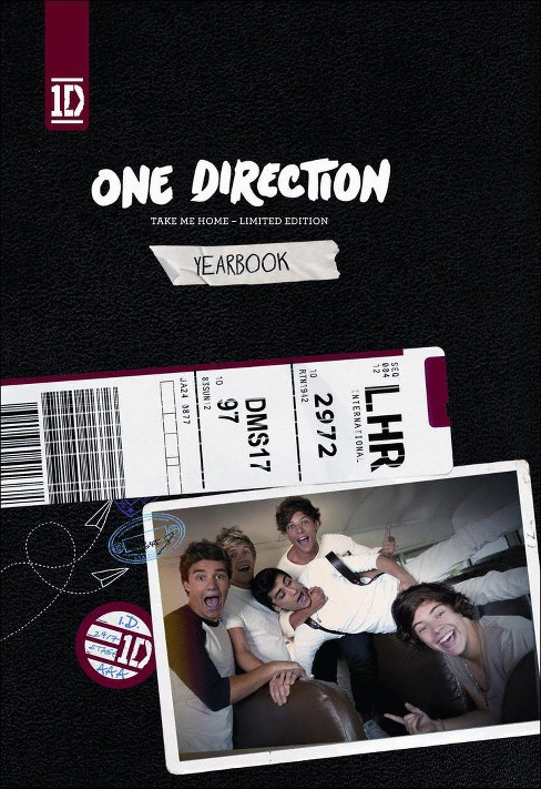 One Direction- Take me Home (Deluxe Yearbook Edition) - image 1 of 1