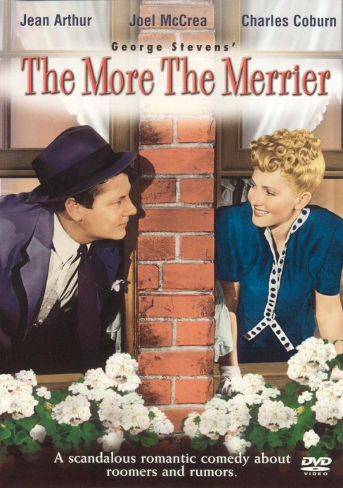 More the merrier (DVD) - image 1 of 1