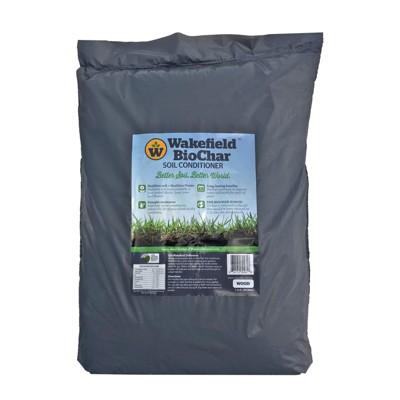 Wakefield 1 Cu Ft Bag Premium Biochar Organic Pine Garden Soil Conditioner