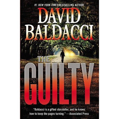 The Guilty (Will Robie) (Reprint) (Paperback) by David Baldacci