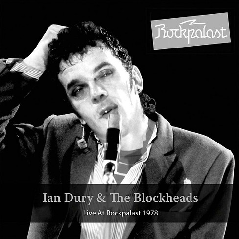 Ian & The Bloc Dury - Live At Rockpalast 1978 (Vinyl) - image 1 of 1
