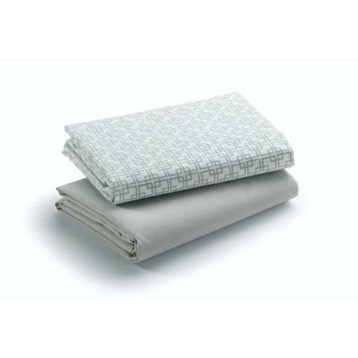 Graco Quick Connect Waterproof Playard Sheets - 2pk