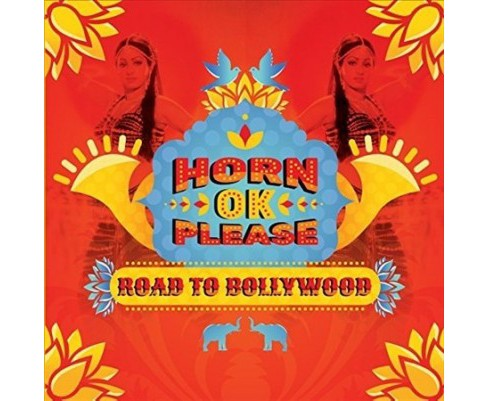 Various - Horn Ok Please:Road To Bollywood (Vinyl) - image 1 of 1