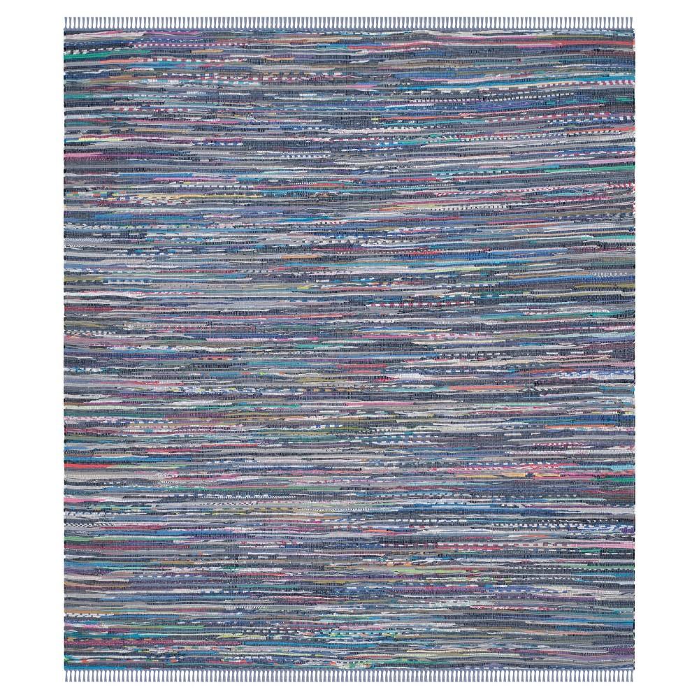 Huddersfield Area Rug - Purple / Multi (8' X 10' ) - Safavieh